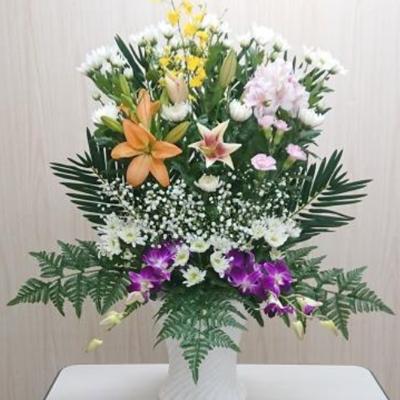 壁掛け供花